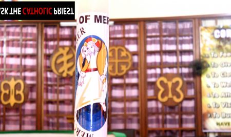 Jubilee of Mercy Series (Episode 4) – Mercy Candle By Fr Anthony Agnes