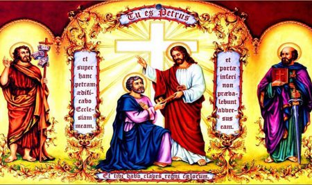 Why JESUS CHRIST is the founder of the Catholic Church
