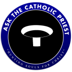 Ask the Catholic Priest Logo